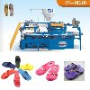 PVC Air blowing slipper injection machine offer Tools