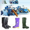 Two colors Rain boot injection machine offer Tools