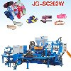 Double colors PVC Jelly shoe injection molding machine offer Tools